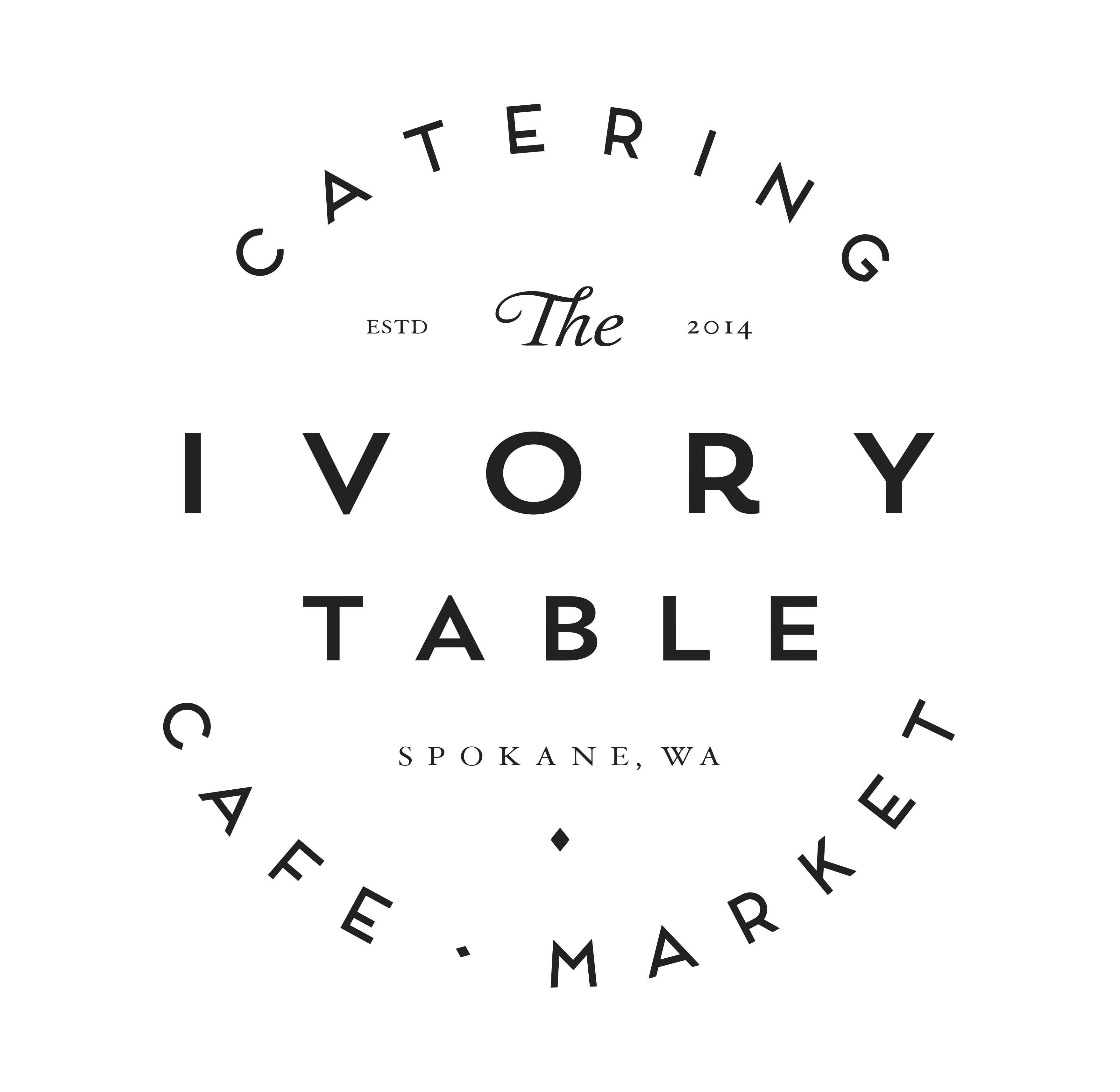 Ivory Table